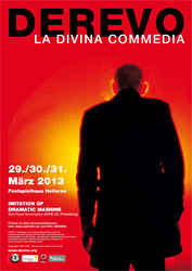 LA DIVINA COMMEDIA - back in Dresden