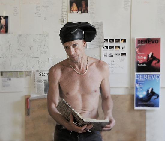 Anton Adasinsky. Photo: Lena Dolmatova